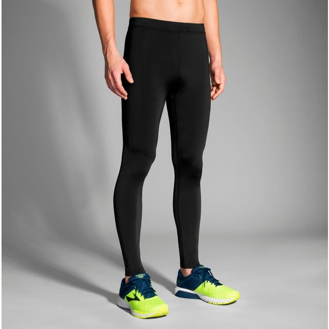Brooks Running Go-to Tight Black Mens
