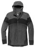 ROCK N ROLL MARATHON SERIES MEN'S CANOPY JACKET - BLACK
