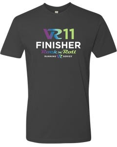 Rock n Roll Running Series Men's VR11 Finisher Graphic Tee