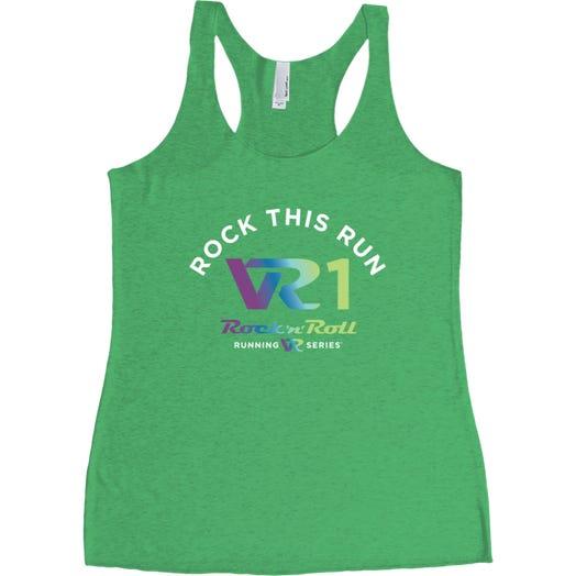 Rock n Roll Running Series Women's VR1 Tank Top