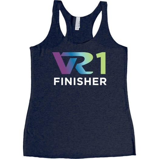 Rock n Roll Running Series Women's VR1 Finisher Tank Top