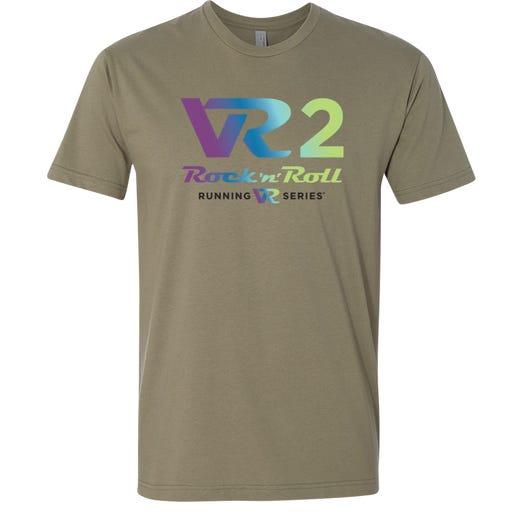 Rock n Roll Running Series Men's VR2 Graphic Tee
