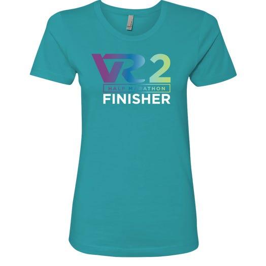 Rock n Roll Running Series Women's VR2 Half Marathon Finisher Graphic Tee