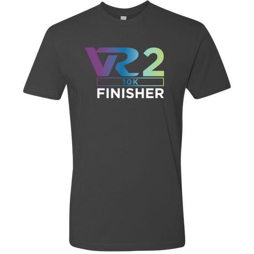 Rock n Roll Running Series Men's VR2 10K Finisher Graphic Tee