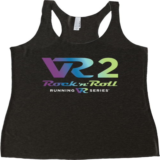 Rock n Roll Running Series Women's VR2 Tank Top