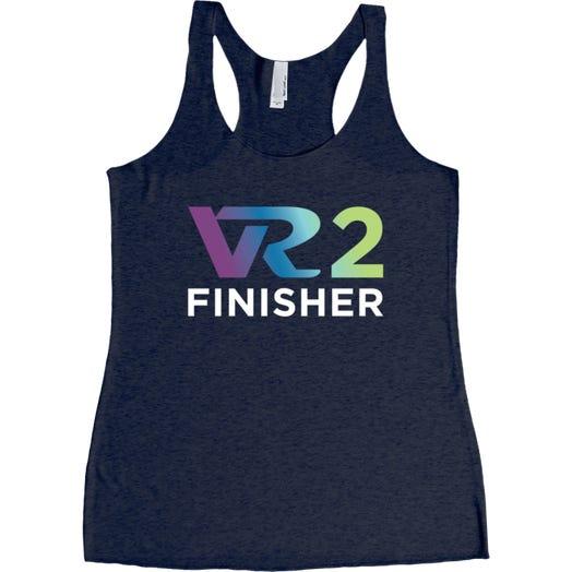 Rock n Roll Running Series Women's VR2 Finisher Tank Top
