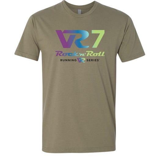 Rock n Roll Running Series Men's VR7 Graphic Tee
