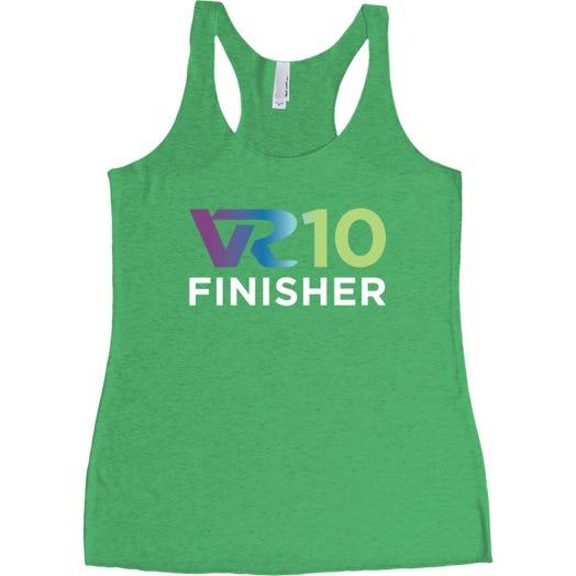Rock n Roll Running Series Women's VR10 Finisher Tank Top