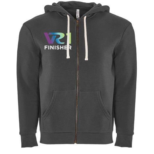 Rock n Roll Running Series VR1 Finisher Fleece Zip Hoodie