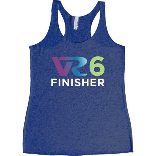 Rock n Roll Running Series Women's VR6 Finisher Tank Top