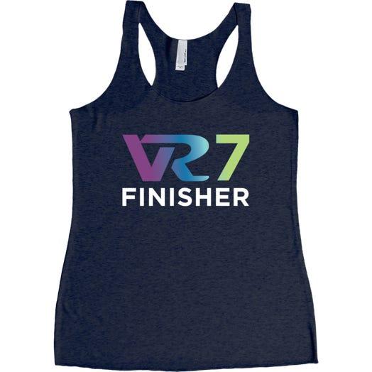 Rock n Roll Running Series Women's VR7 Finisher Tank Top