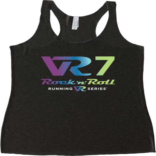 Rock n Roll Running Series Women's VR7 Tank Top