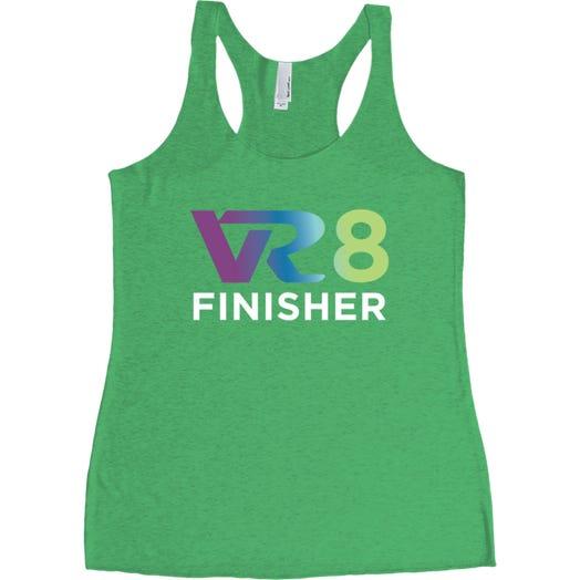 Rock n Roll Running Series Women's VR8 Finisher Tank Top