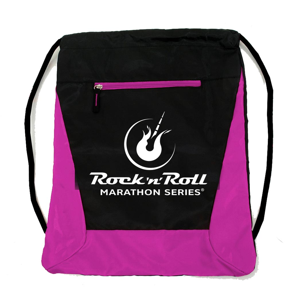 ROCK N ROLL MARATHON SERIES SLING BLACK/PINK