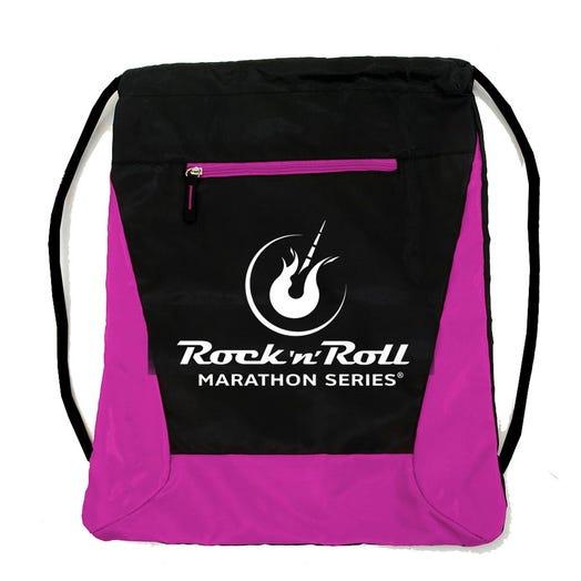 ROCK N ROLL MARATHON SERIES SLING BLACK/PINK