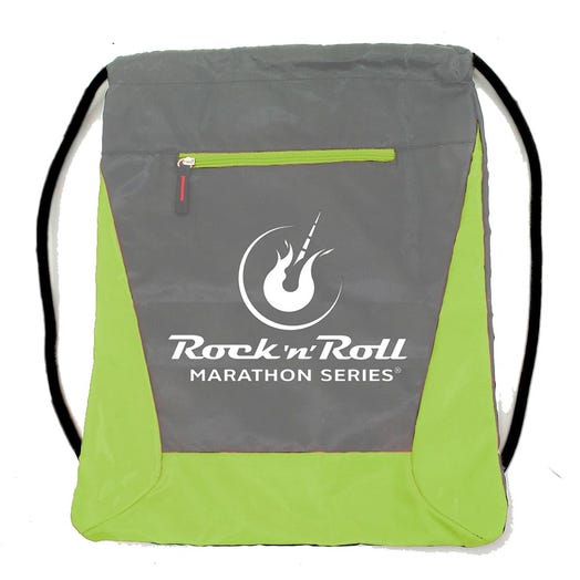 ROCK N ROLL MARATHON SERIES SLING GREY/LIME