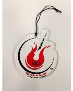 Rock 'n' Roll Marathon Series Icon Ornament
