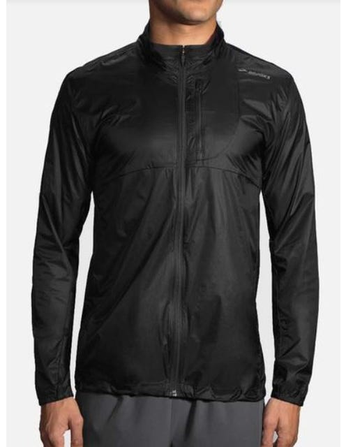 Brooks Running Men's LSD Jacket Black