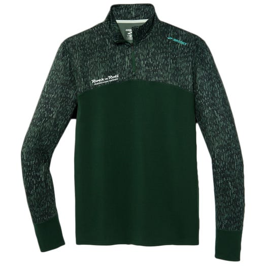 ROCK N ROLL MARATHON SERIES MEN'S DASH HALF ZIP