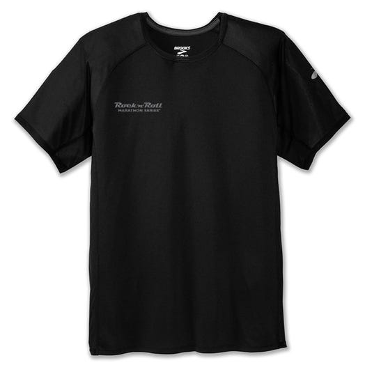 ROCK N ROLL MARATHON SERIES MEN'S STEALTH TEE