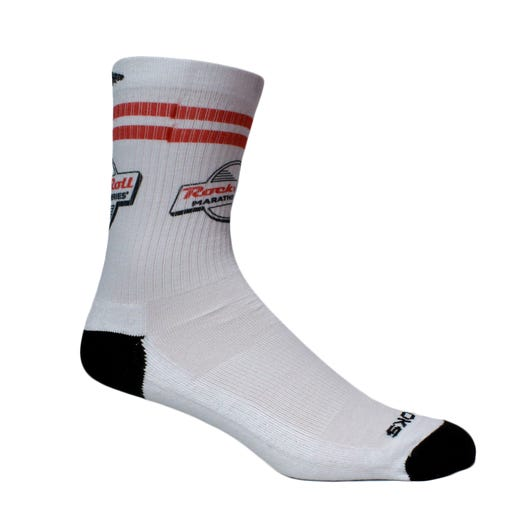 ROCK N ROLL MARATHON SERIES RETRO SUB SOCK