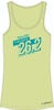 ROCK N ROLL MARATHON SERIES FINISHER 26.2 POP TANK REED LADIES