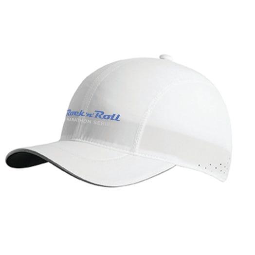 ROCK N ROLL MARATHON SERIES CHASER HAT-WHITE