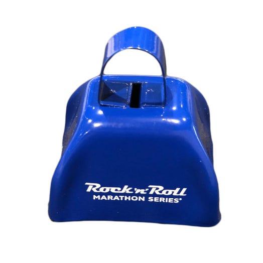 ROCK N ROLL MARATHON SERIES COWBELL BLUE