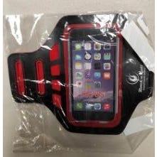 ROCK N ROLL MARATHON SERIES PHONE Armband BLK/RED
