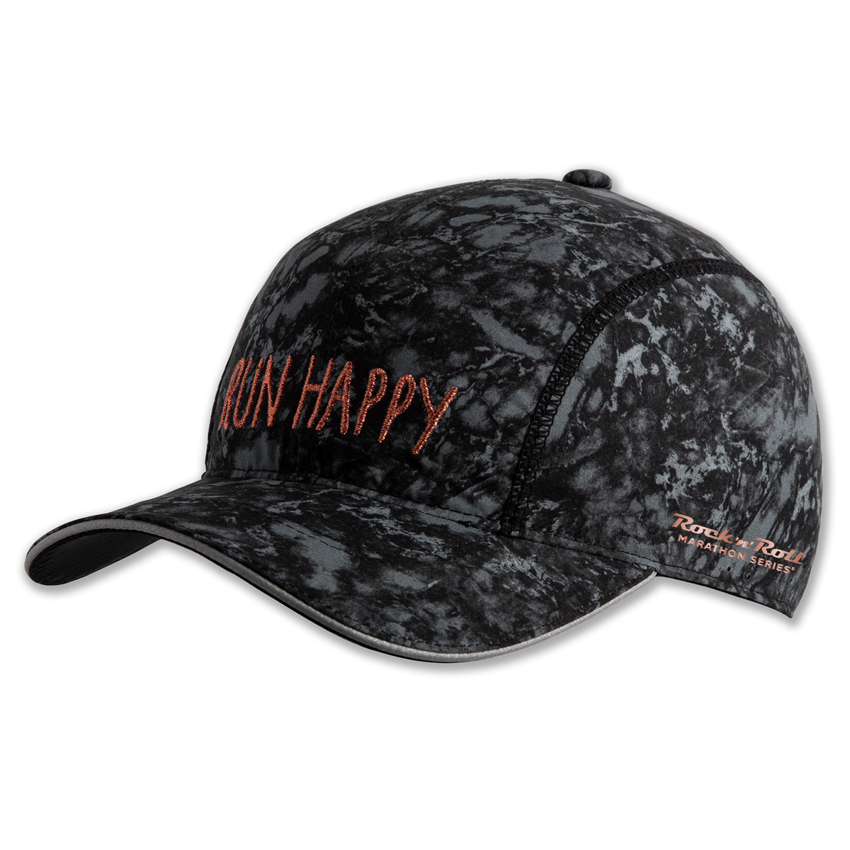ROCK N ROLL MARATHON SERIES RUN HAPPY CHASER HAT