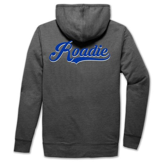 ROCK N ROLL MARATHON SERIES SUPPORT ROADIE HOODIE MENS Heather Asphalt