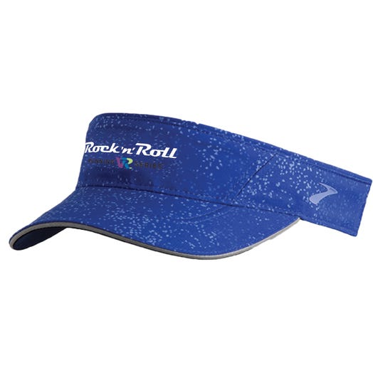 ROCK N ROLL RUNNING SERIES VIRTUAL RUN CHASER VISOR