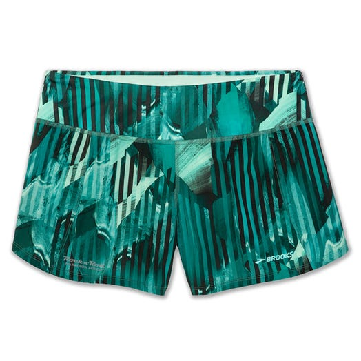 "ROCK N ROLL MARATHON SERIES WOMEN'S 5"" CHASER SHORT"