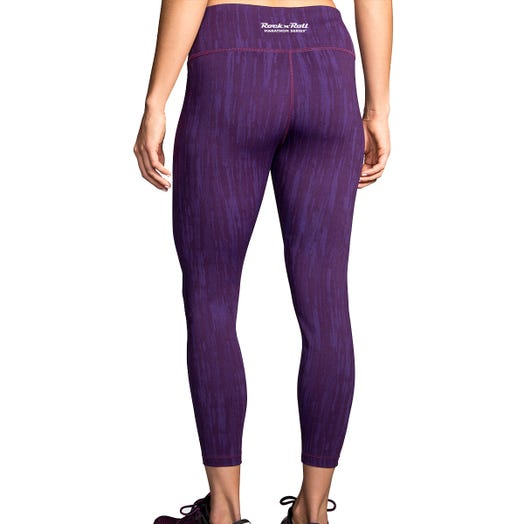 ROCK N ROLL MARATHON SERIES WOMEN'S FORMATION CAPRI