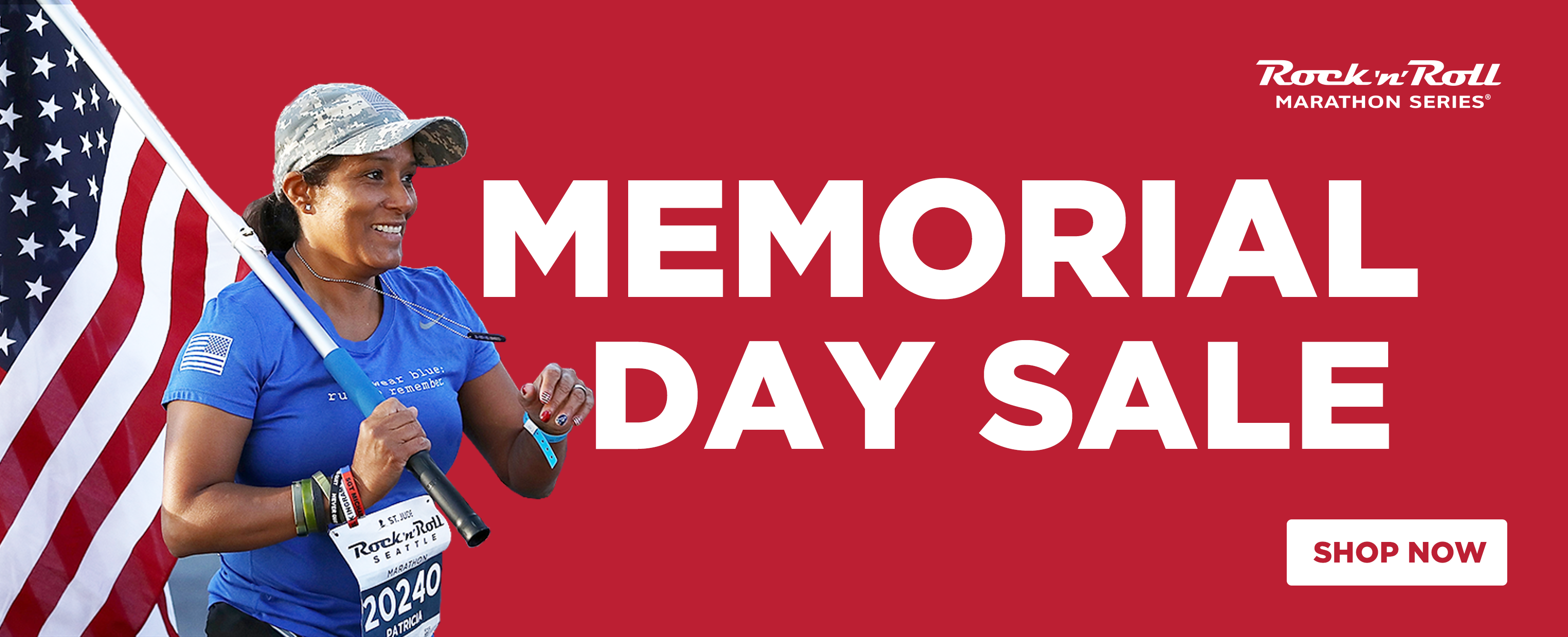 ROCK N ROLL MARATHON SERIES MEMORIAL DAY SAVINGS UP TO 50% OFF